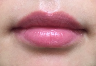 After using Ilia Tinted Lip Conditioner in Kokomo