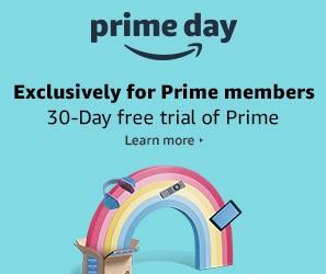 Prime Day Promo