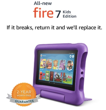 Kids Kindle 7